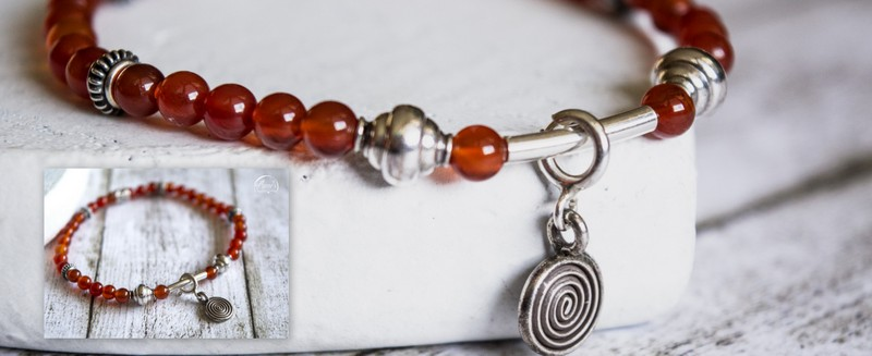 Friendship silver bracelets